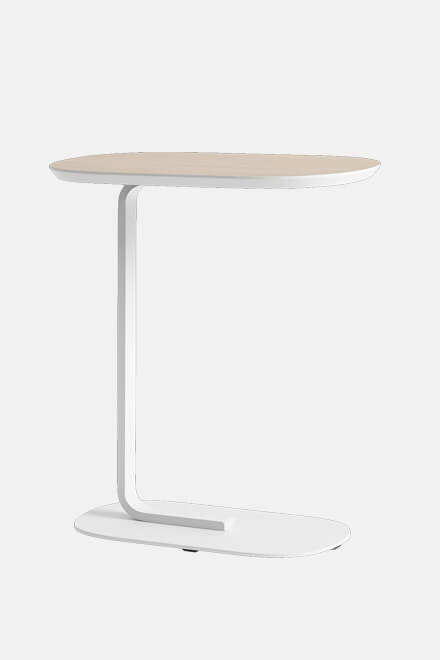 Столик приставной Relate Side Table black | MUUTO