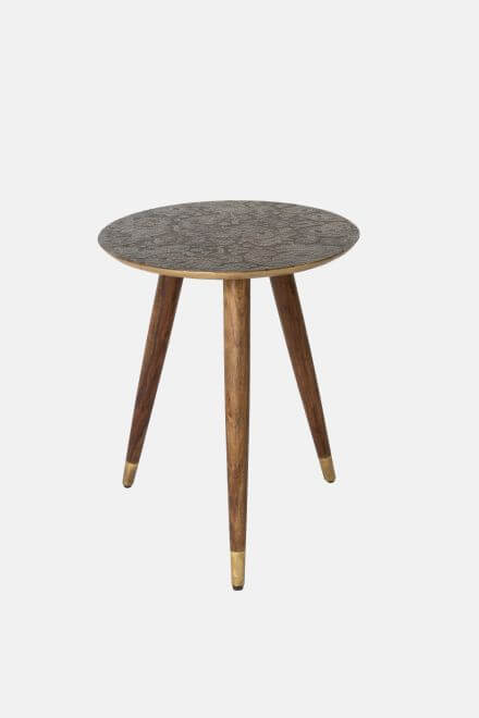 Стол кофейный Bast side table | DUTCHBONE