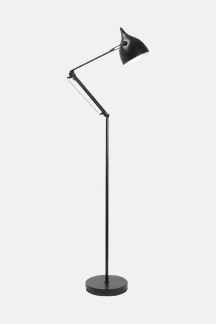 Торшер Reader floor lamp black | ZUIVER