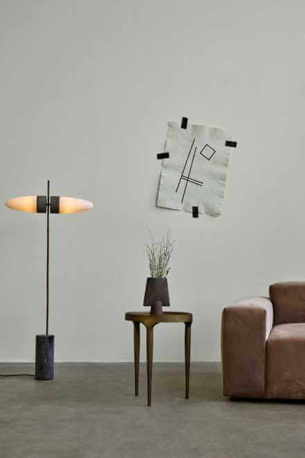 Торшер Bull Floor Lamp | 101 CPH