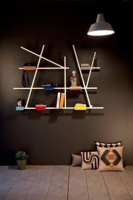 Стеллаж Etta Medium Bookshelf | KANN DESIGN