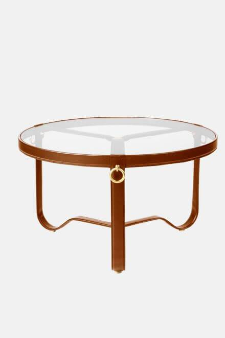 Столик кофейный Adnet Coffee Table - Circular | GUBI